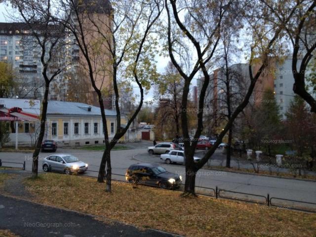Address(es) on photo: Marshala Zhukova street, 11, Yekaterinburg