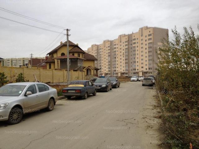 Адрес(а) на фотографии: Кольцевая улица, 39, Екатеринбург