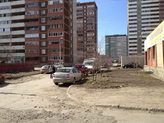 Адрес(а) на фотографии: проспект Седова, 17, Екатеринбург
