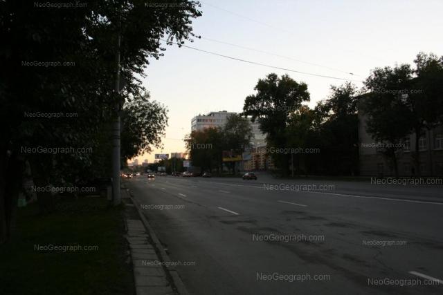 Адрес(а) на фотографии: улица Челюскинцев, 11Б, 13, 15, Екатеринбург