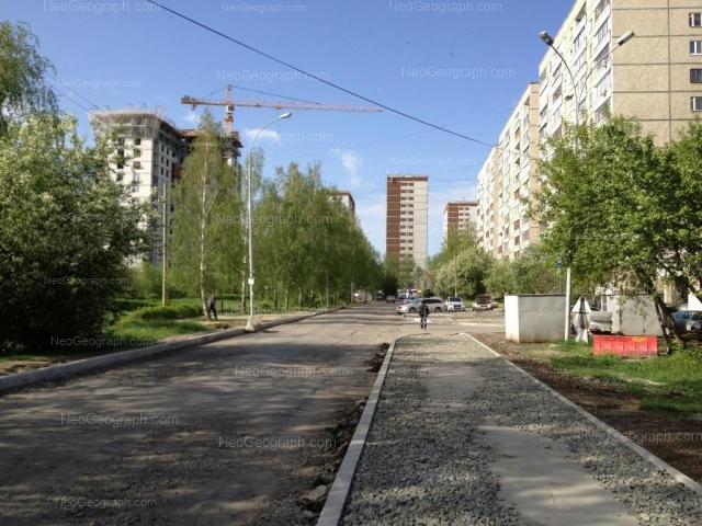 Адрес(а) на фотографии: проезд Решетникова, 2, 4, 6, 12, 16, Екатеринбург