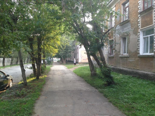 Адрес(а) на фотографии: улица Баумана, 30Б, 32, Екатеринбург