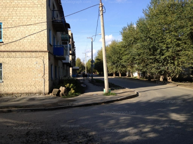 Адрес(а) на фотографии: Инженерная улица, 17, 18, Екатеринбург