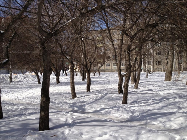Адрес(а) на фотографии: улица Шаумяна, 98/1, 103/1, Екатеринбург