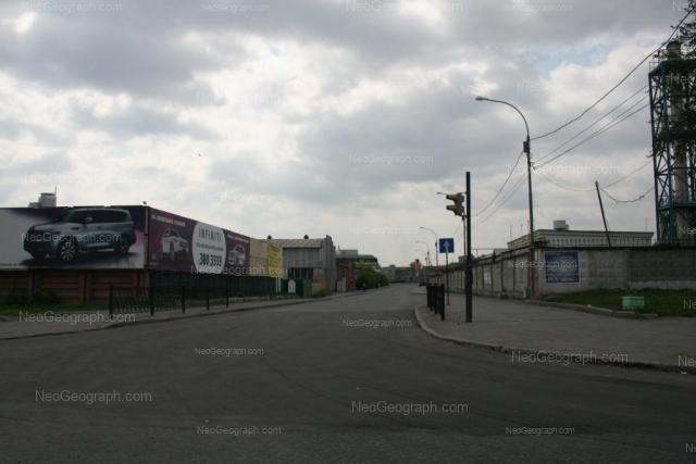 Адрес(а) на фотографии: Мельковский переулок, 5, Екатеринбург