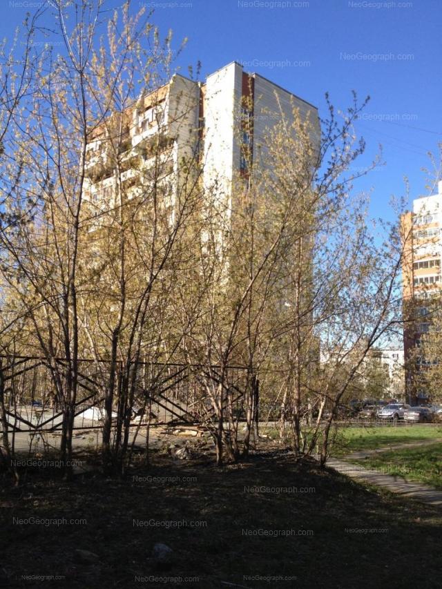 Адрес(а) на фотографии: улица Пальмиро Тольятти, 13А, 15Г, Екатеринбург