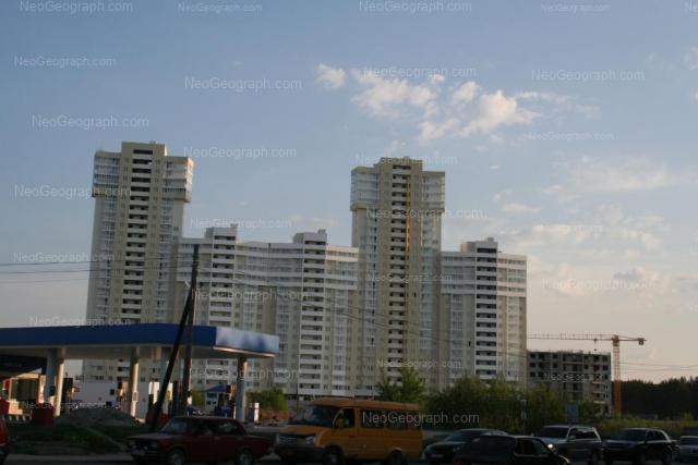 Address(es) on photo: Soboleva street, 3, 19, Yekaterinburg