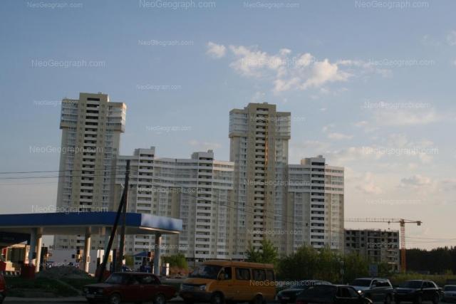 Адрес(а) на фотографии: улица Соболева, 3, 19, Екатеринбург
