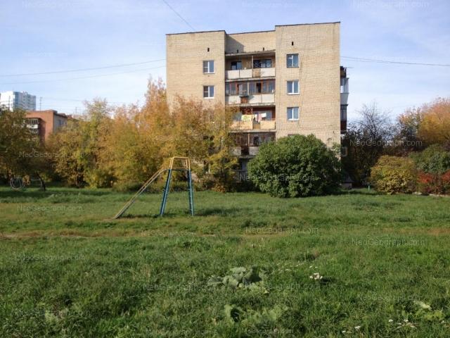 Адрес(а) на фотографии: улица Щербакова, 3/5, Екатеринбург