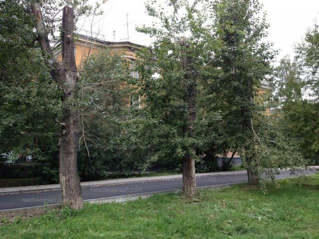 Адрес(а) на фотографии: Таллинский переулок, 3, 4, Екатеринбург