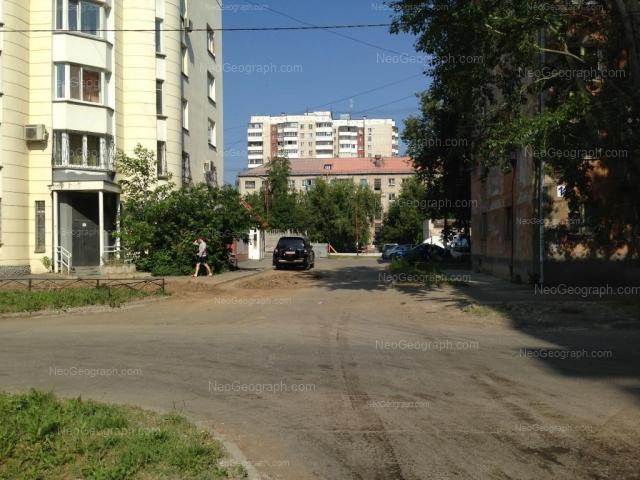 Адрес(а) на фотографии: улица Красных Борцов, 11, Екатеринбург