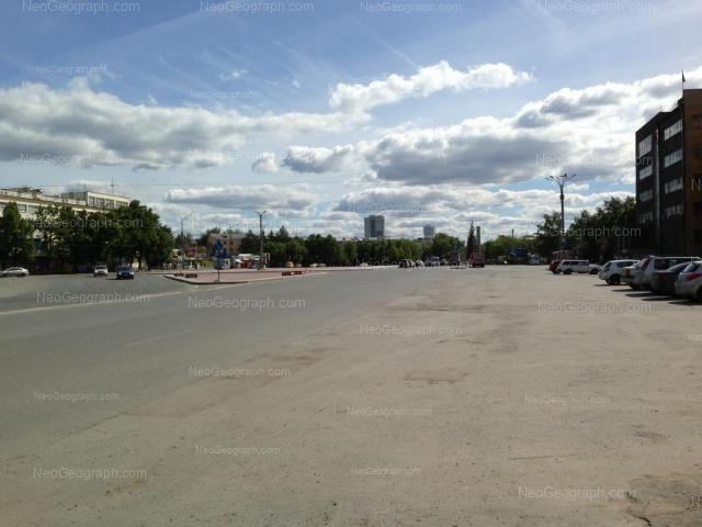 Адрес(а) на фотографии: бульвар Культуры, 2, Екатеринбург