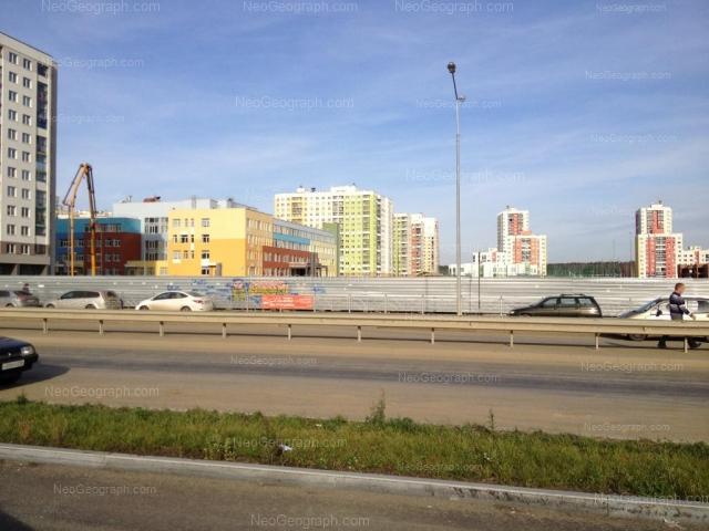 Адрес(а) на фотографии: улица Краснолесья, 117, Екатеринбург