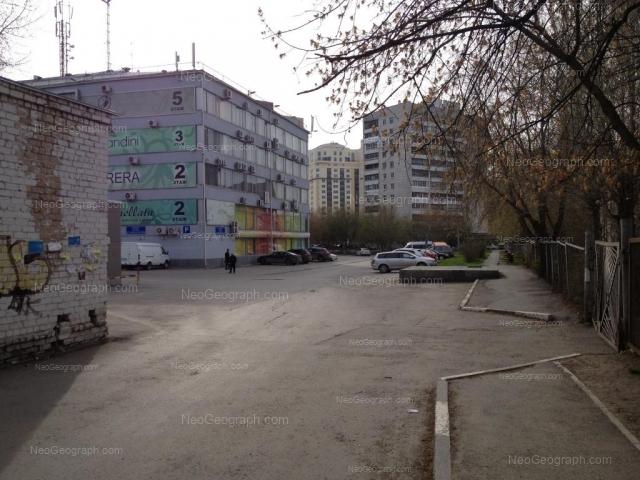 Адрес(а) на фотографии: Посадская улица, 28/5, 28А, Екатеринбург