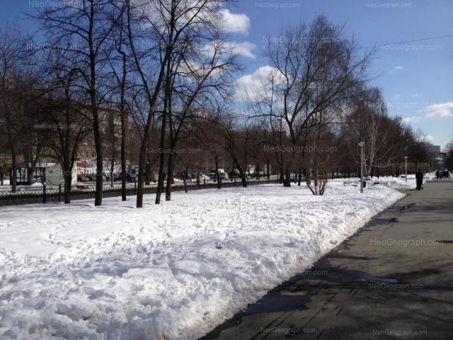 Адрес(а) на фотографии: Посадская улица, 59, 63, Екатеринбург
