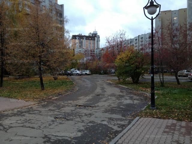Адрес(а) на фотографии: улица Сакко и Ванцетти, 18, 25, Екатеринбург
