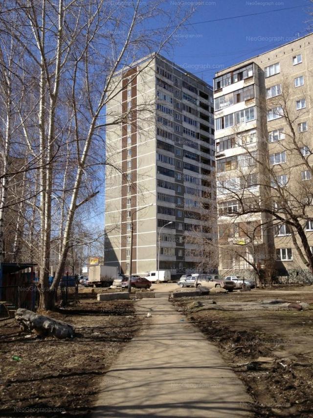Адрес(а) на фотографии: улица Бебеля, 156, 158, Екатеринбург