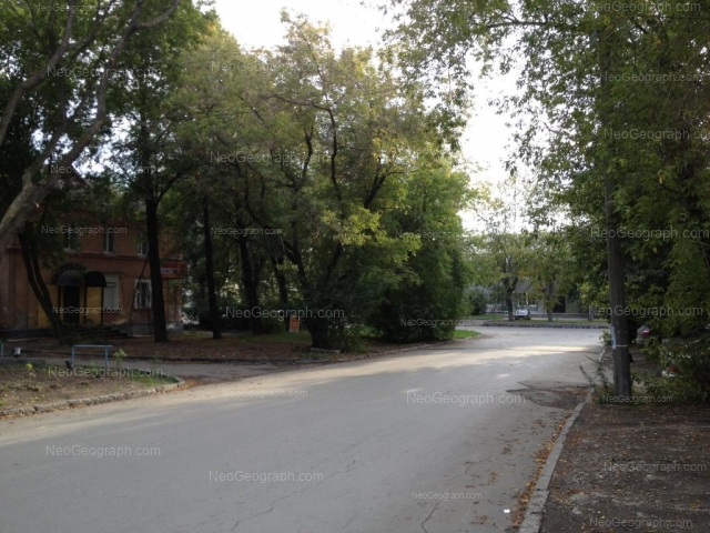 Address(es) on photo: Gagarina street, 28, 51, Yekaterinburg