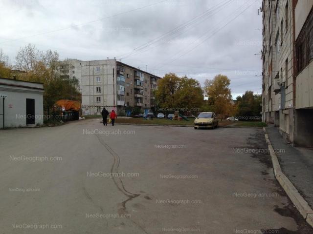 Адрес(а) на фотографии: Заводская улица, 43/3, Екатеринбург