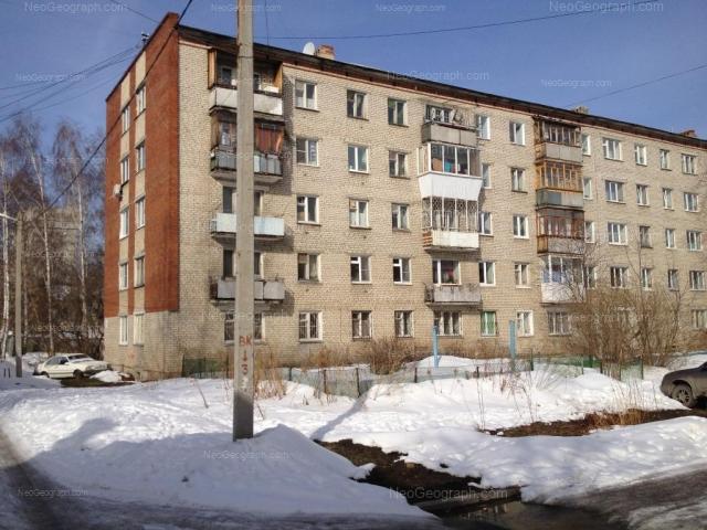 Адрес(а) на фотографии: Комсомольская улица, 31А, Екатеринбург