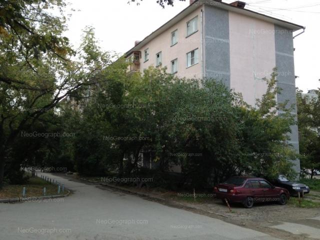 Адрес(а) на фотографии: улица Пальмиро Тольятти, 24, Екатеринбург
