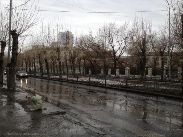 Адрес(а) на фотографии: улица Вали Котика, 7, 9, 9А, Екатеринбург