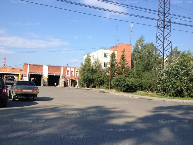 Адрес(а) на фотографии: улица Академика Вонсовского, 1, Екатеринбург