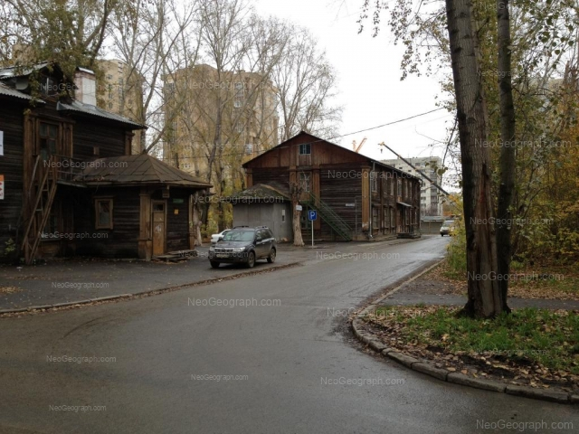 Адрес(а) на фотографии: Онежская улица, 4к1, 4к2, 4к4, Екатеринбург