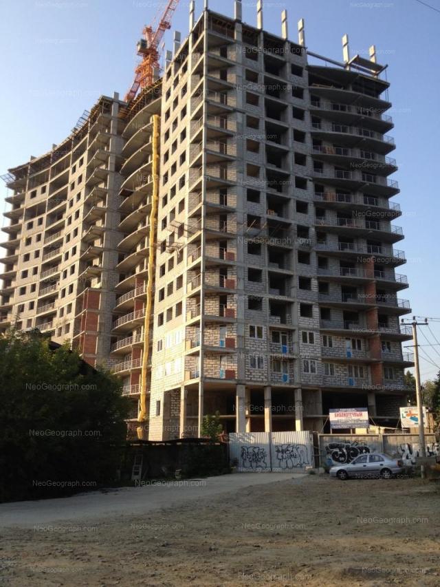 Address(es) on photo: Vishnevaya street, 55А, Yekaterinburg