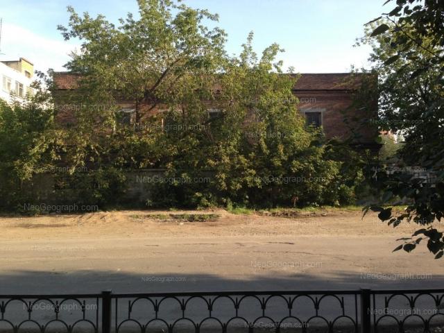Адрес(а) на фотографии: Турбинная улица, 9, Екатеринбург