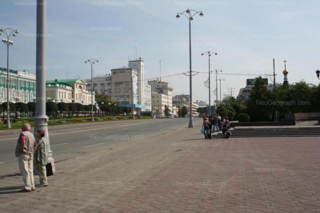 Адрес(а) на фотографии: улица Толмачёва, 17, Екатеринбург