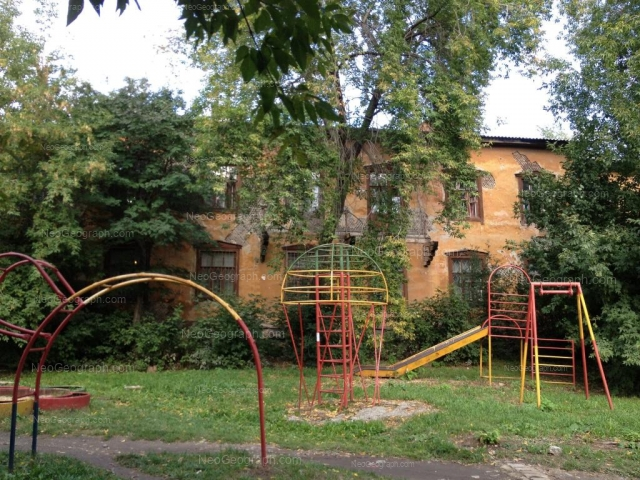 Адрес(а) на фотографии: Библиотечная улица, 25, Екатеринбург
