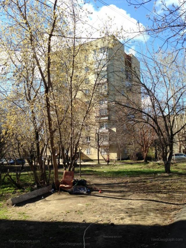 Адрес(а) на фотографии: Техническая улица, 38а, 40, Екатеринбург