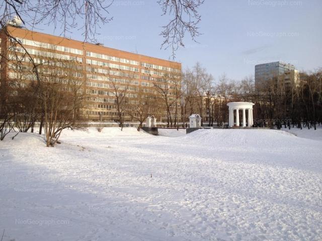 Адрес(а) на фотографии: Шарташская улица, 1, 4, Екатеринбург