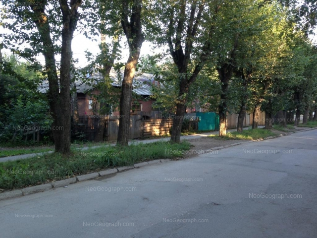 Адрес(а) на фотографии: улица Ползунова, 3, Екатеринбург