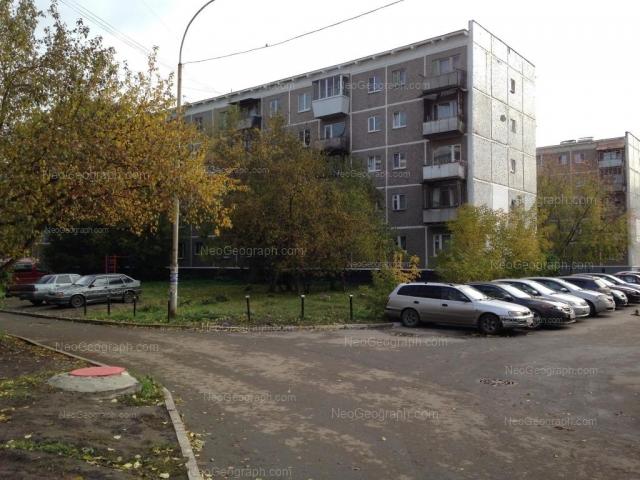 Адрес(а) на фотографии: улица Металлургов, 38, Екатеринбург