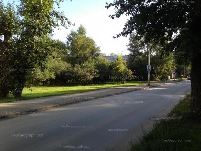 Адрес(а) на фотографии: Даниловская улица, 2, Екатеринбург