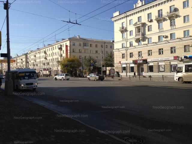 Адрес(а) на фотографии: улица Свердлова, 25, 27, Екатеринбург