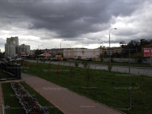 Адрес(а) на фотографии: Ясная улица, 1/3А, 1/6, Екатеринбург