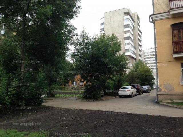 Адрес(а) на фотографии: Агрономическая улица, 4А, 4Б, Екатеринбург