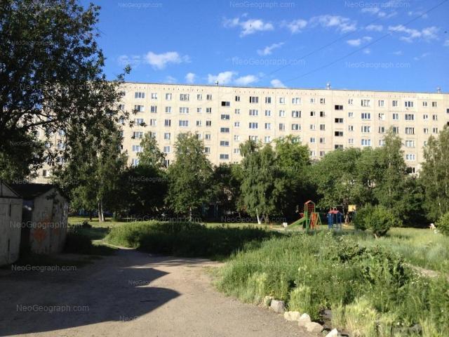 Адрес(а) на фотографии: улица Начдива Онуфриева, 28, Екатеринбург