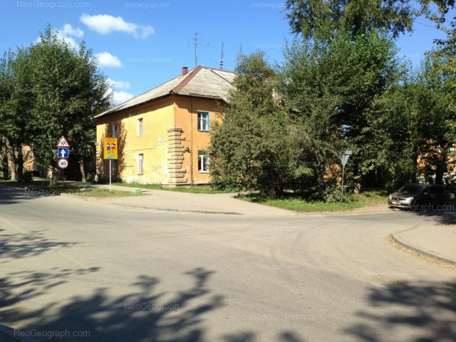 Адрес(а) на фотографии: Санаторная улица, 14, Екатеринбург