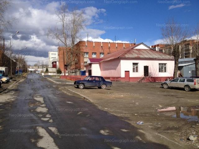 Адрес(а) на фотографии: улица Паровозников, 2а, 46/2, Екатеринбург