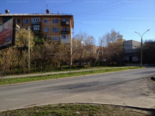 Адрес(а) на фотографии: улица Пальмиро Тольятти, 8, 12, 12Б, Екатеринбург