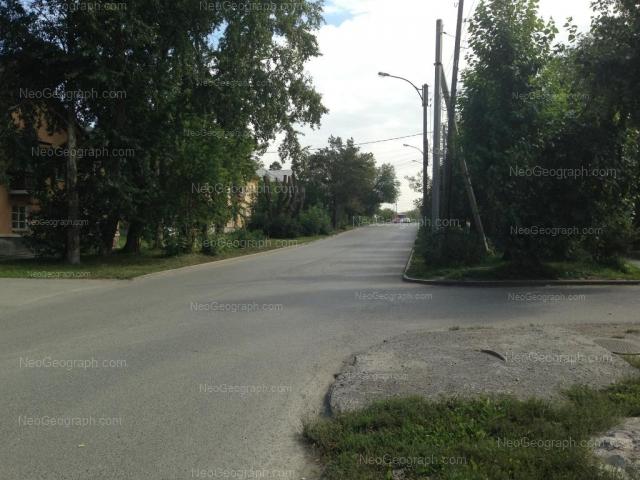 Address(es) on photo: Gazorezchikov lane, 42, Yekaterinburg