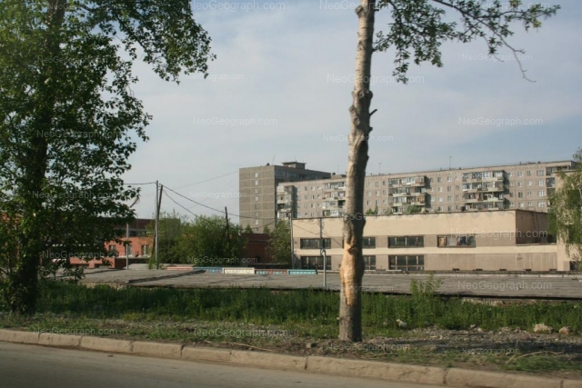 Address(es) on photo: Nachdiva Onufrieva street, 44, 45, Yekaterinburg