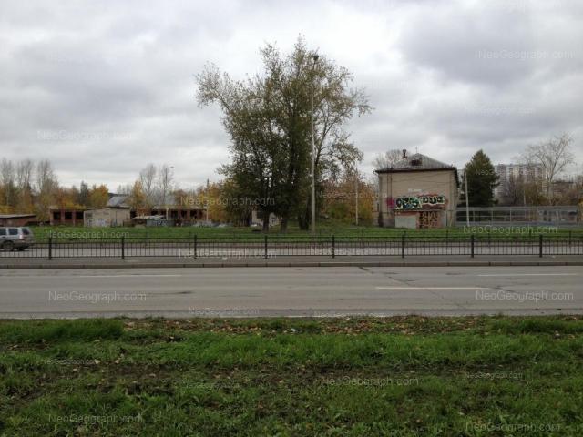 Адрес(а) на фотографии: Луганская улица, 1, Екатеринбург