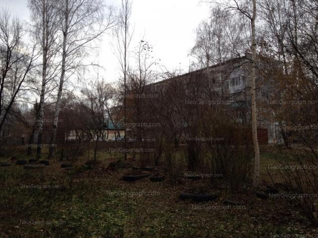 Адрес(а) на фотографии: улица Серафимы Дерябиной, 15/2, Екатеринбург