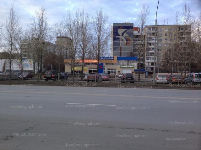 Адрес(а) на фотографии: улица Ткачей, 12, 14а, Екатеринбург