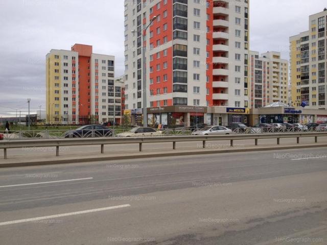 Адрес(а) на фотографии: улица Краснолесья, 111, 111А, 113, Екатеринбург